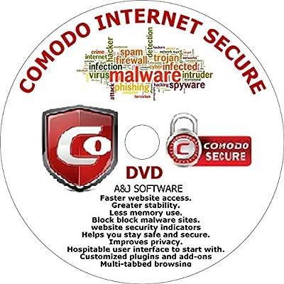 INTERNET SECURITY COMODO.POWERFUL TOOL.Defends against viruses, spyware, and online threats. Antivirus, Firewall, Sandbox ,Host intrusion prevention