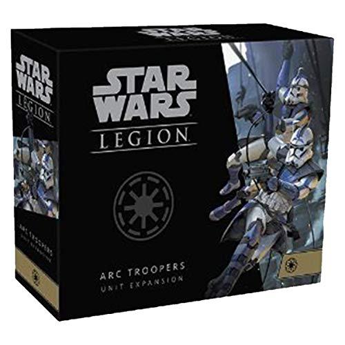 Fantasy Flight Games - Star Wars Legion: ARC Troopers Unidad Expansión - Juego en Miniatura
