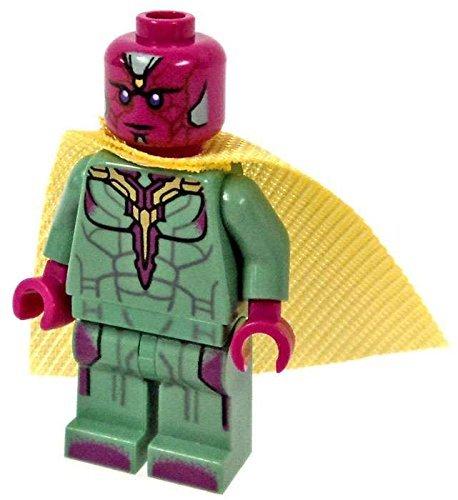 LEGO Marvel Super Heroes Minifigure - Vision