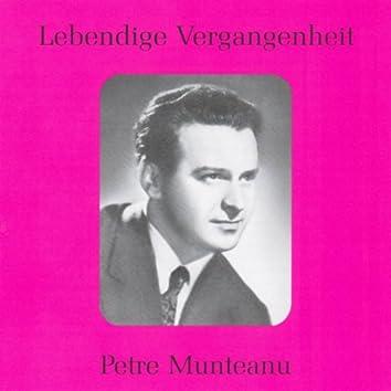 Lebendige Vergangenheit - Petre Munteanu