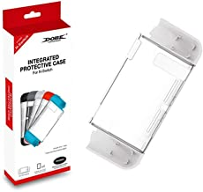 Capa Protetora Silicone Tpu Case Anti Risco Impermeável Para Nintendo Switch Dobe TNS-1875 Branco