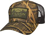 Filson Logger Mesh Cap Shadow Grass One Size