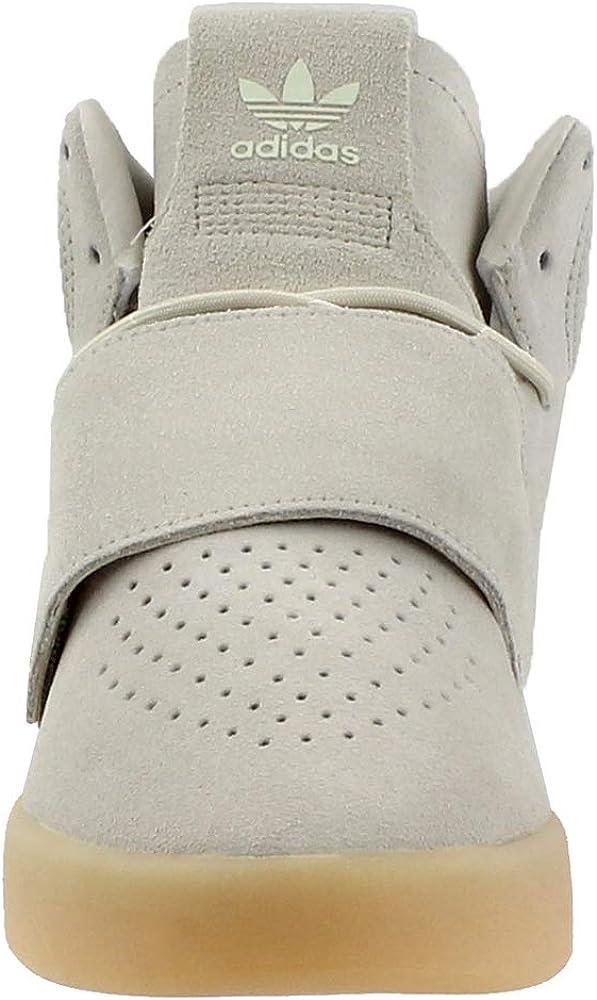adidas Originals Kids Tubular Invader Strap J Sneaker