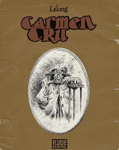 Carmen Cru - Intégrale Série Or (Tomes 1 à 4)