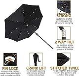Immagine 1 pfthde ombrellone da mercato giardino