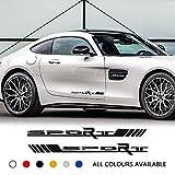 Mercedes-Benz C-Clase C63 AMG De Lujo Cubierta De Coche Completamente Impermeable Forro De Algodón