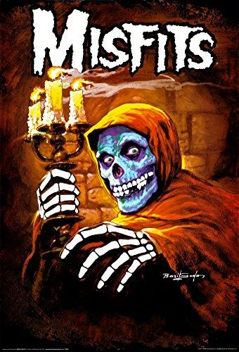 Misfits (American Psycho) Musik Maxi-Poster Druck–61x 91cm