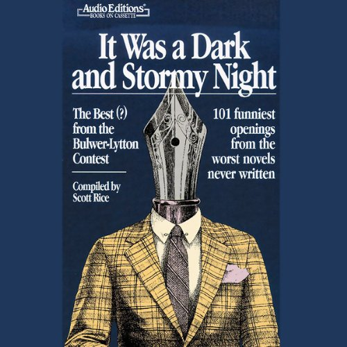 It Was a Dark and Stormy Night cover art