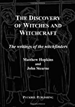 The Discovery of Witches and Witchcraft