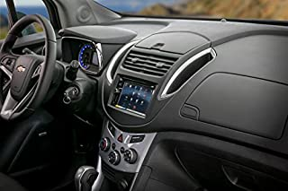 SCOSCHE GM5217B 2015-Up Chevrolet Trax Double DIN & DIN+Pocket Kit