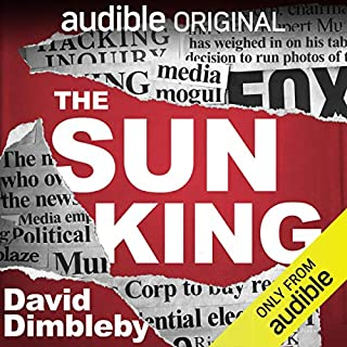 The Sun King cover art