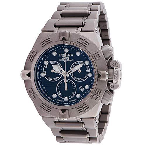 Invicta Subaqua Chronograph Quartz Black Dial Men's Watch 33722