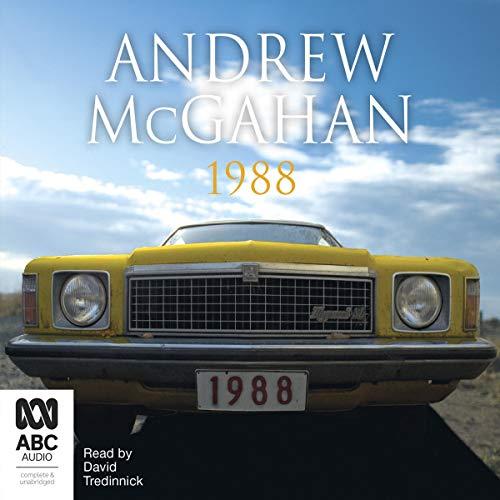 1988 audiobook cover art