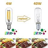 Zoom IMG-1 lampadina cappa cucina e14 4w