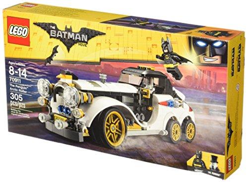 LEGO Batman Película The Pingüino Ártico Correpasillos 70911 Edificio Kit