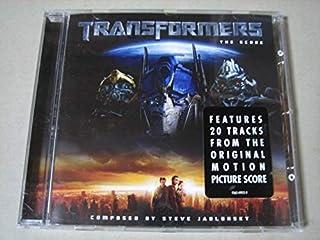 サントラTRANSFORMERS THE SCORE トランスフォーマー スコア輸入盤 全20曲 スティーブ・ジャブロンスキー
