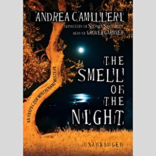 The Smell of the Night audiobook cover art