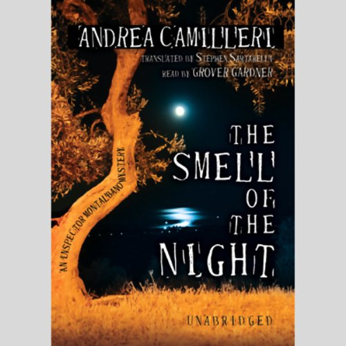 The Smell of the Night cover art