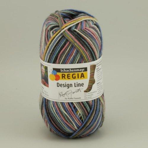 Regia Design Line - Kaffe Fassett, 2900 snappy