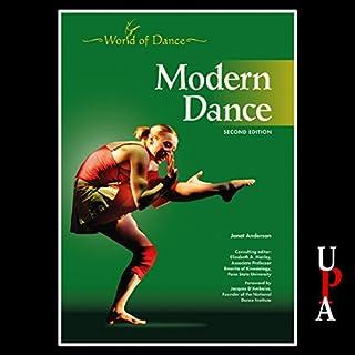 Modern Dance audiobook cover art