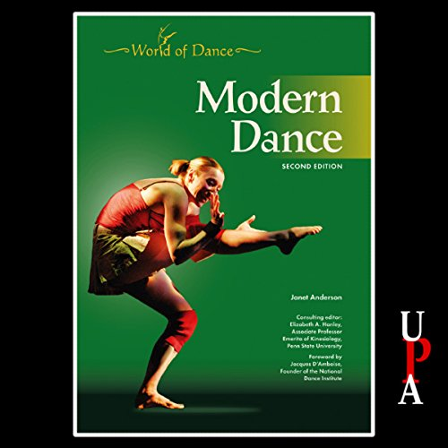 Modern Dance audiobook cover art