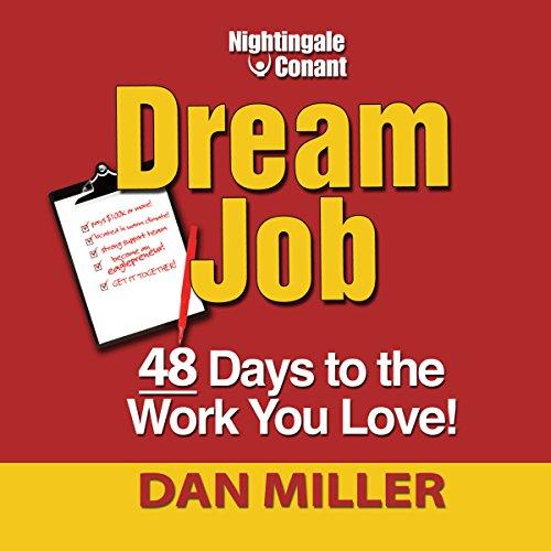 Dream Job audiobook cover art