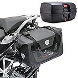 Bolsas Laterales Set para Honda CBR 600 F/RR + Baul Laterales TP8
