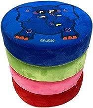 "WALIKI Round Children Floor Cushions, Alternative Classroom Seating | Sponge Disc Seats | 15""/40CM | Pack of 4"