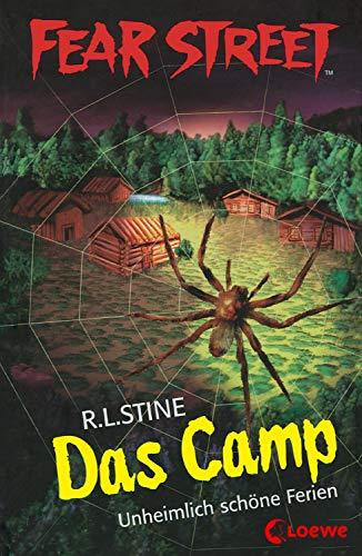 Fear Street 42 - Das Camp: Unheimlich schöne Ferien