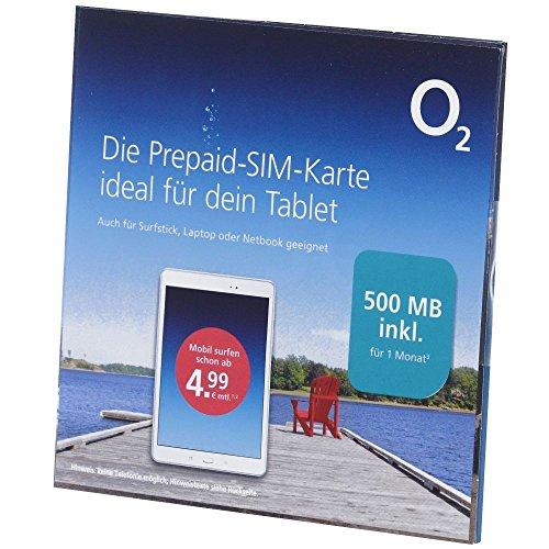 o2 GO Prepaid Triple SIM only