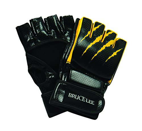 Bruce Lee Signature MMA/Grappling Handschuhe M, 14BLSBO027