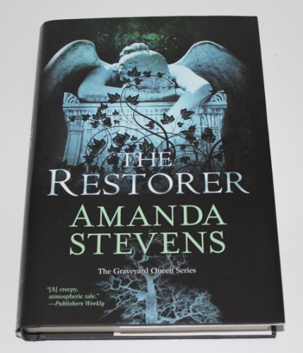 Image of The Restorer (The Graveyard Queen) (The Graveyard Queen Series, Book 1)