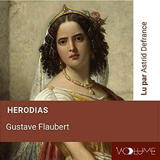 Page de couverture de Hérodias