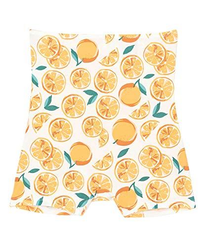 [ウンナナクール] ショーツ レーヨン綿ベア天竺 Cheerful orange レディース OR L
