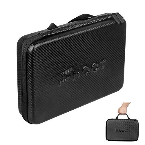D&F Bolsa impermeable portátil de gran tamaño para guardar el estuche portátil...