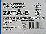 System Sensor 2WTA-B - 2-Wire Photoelectric Smoke Detector