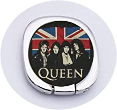 Classic Gorgeous Art Metal Rock Band Queen Bohemian Rhapsody Mobile Phone Grip Rose Gold Ring Stand