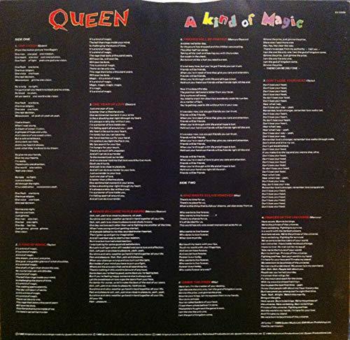 A kind of magic (1985/86) [Vinyl LP] - 7