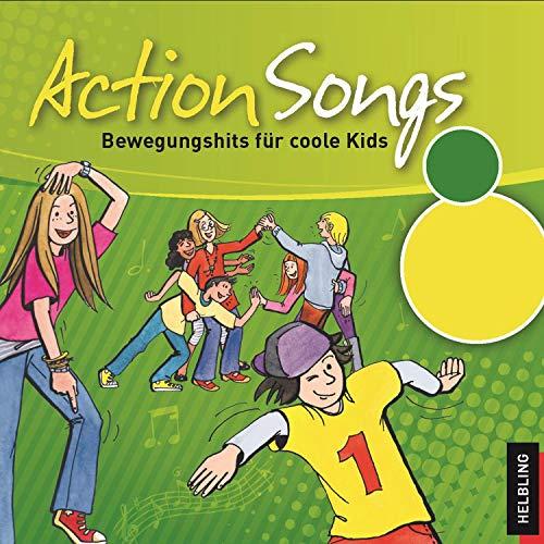 Action Songs - Bewegungshits für Kids