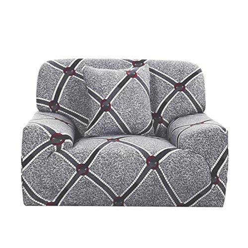 DyniLao 1-2-3-4 Sitzer Elastic Sofabezug Stretch Slipcover Home Couch Protector Small