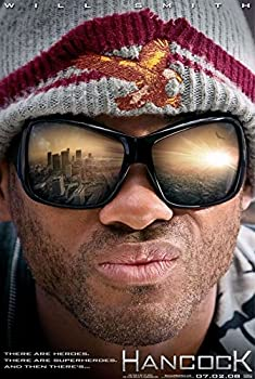 Best hancock movie poster Reviews