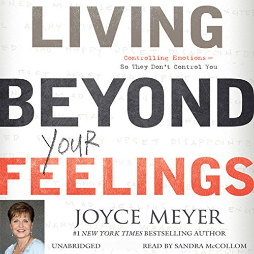 Living Beyond Your Feelings cover art