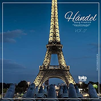 Listening to Handel Lullaby Music with Guitar, Vol. 17 (Pregnant Woman,Baby Sleep Music,Pregnancy Music)