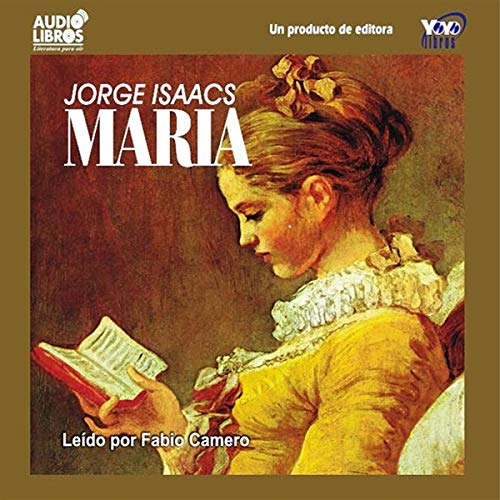 Maria audiobook cover art