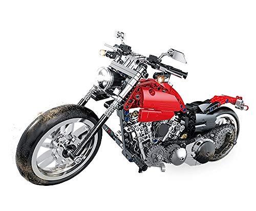 Brigamo Technology building blocks motorcycle Sportster chopper, 573 clamping blocks
