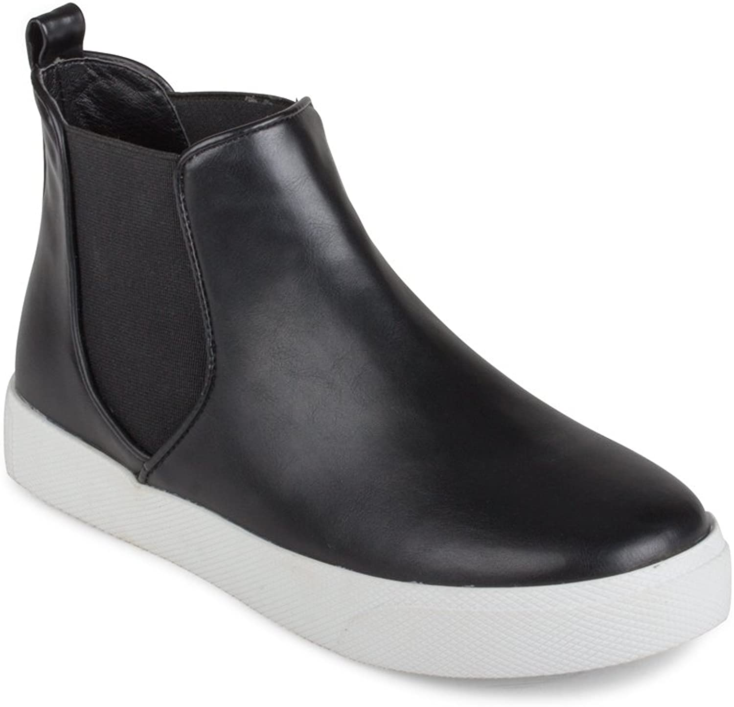 Wanted Womens Doppio Sneaker Black