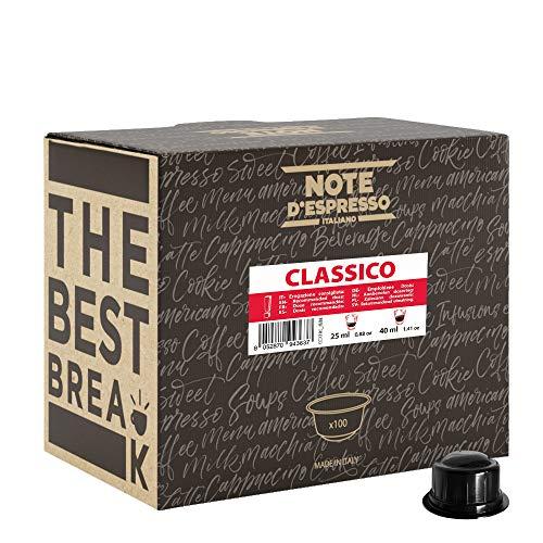 Note D'Espresso - 100 Capsule
