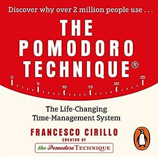 The Pomodoro Technique cover art