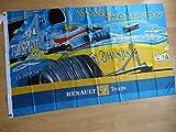 Renault F1 Racing Fahne 100x140 cm
