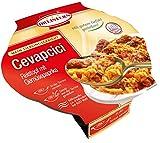Dreistern Cevapcici mit Reis und Paprika, 400 g